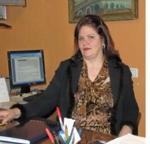 "Prof.ssa Antonia Speranza Dirigente Scolastico  del Liceo ""C. Sylos"" dal 01/09/2010"